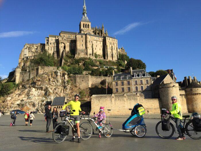Voyager à vélo en famille, la promesse de souvenirs magiques par graines de baroudeurs