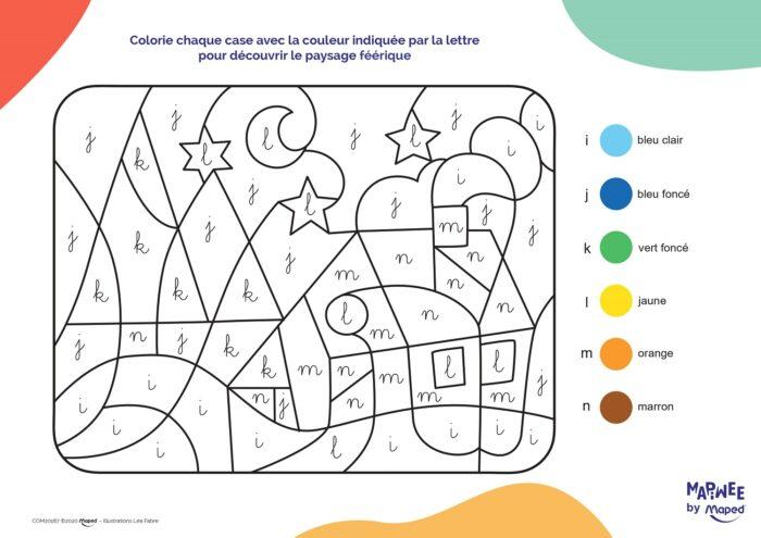 Cahier De Coloriages Et Activites Ludiques Sur L Hiver A Imprimer