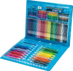 kit de coloriage 100 pièces Maped
